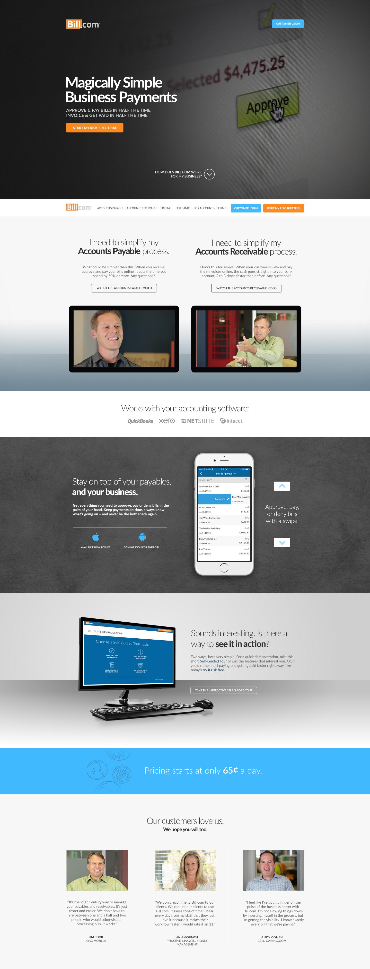 Video as a Hero Homepage_widescreen